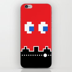 Pixel Ghost iPhone & iPod Skin