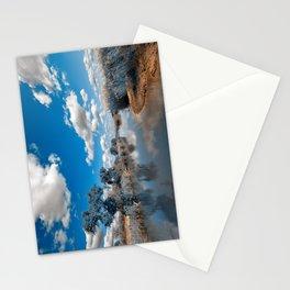 Kruger Park Landscape - Winter Blue Stationery Cards