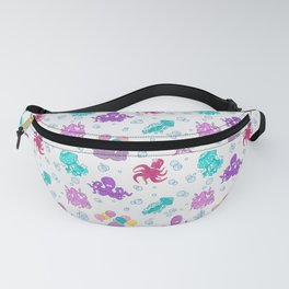 UNDER SEA PARTY Fanny Pack