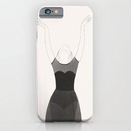 Dance surrender iPhone Case