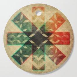 Technicolor Dream-o-Scope Cutting Board