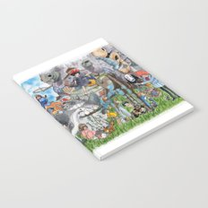 Ghibli Compilation Notebook