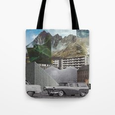 ...Small Town.... Tote Bag