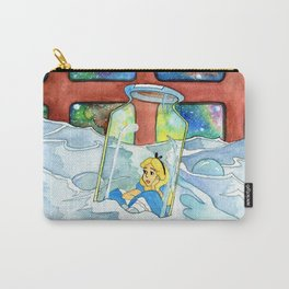 Oh Dear, Alice Carry-All Pouch