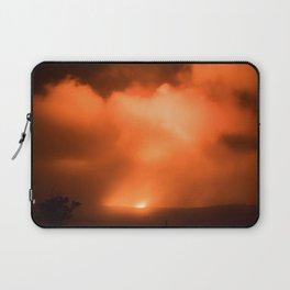 Volcanos National Park 1 Laptop Sleeve