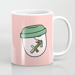 Sagittarius Keychain Coffee Mug
