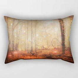 Fire Within Rectangular Pillow