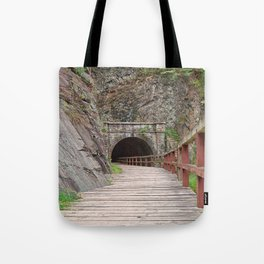 Paw Paw Tunnel Tote Bag