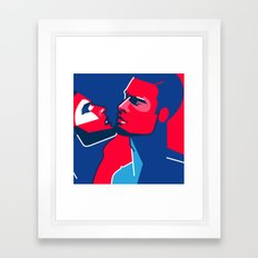 MALE 04 Framed Art Print