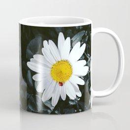 The Ladybug and the Daisy Coffee Mug