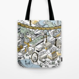 Arup Projects 2016 Tote Bag