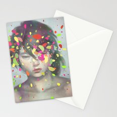 Colours 03 Stationery Cards
