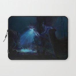 The Heart of  Atlantis Laptop Sleeve