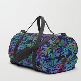 Dappled Pattern Duffle Bag