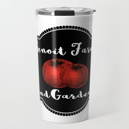 Benoit Farms and Gardens Travel Mug