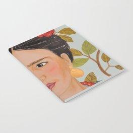 viva Frida Notebook