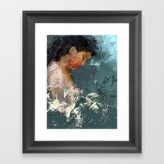 dream dream Framed Art Print