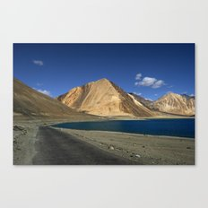 Road to the Blue! Canvas Print