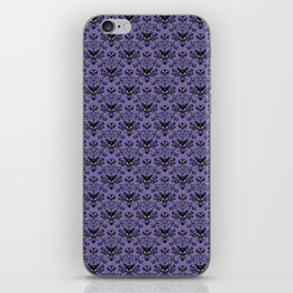 Haunted Mansion Wallpaper iPhone Skin