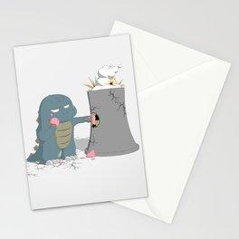 Godzelato! - Series 4: Yes gelato. No nukes. Stationery Cards