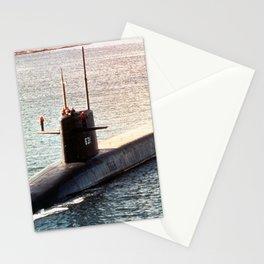 USS ULYSSES S. GRANT (SSBN-631) Stationery Cards