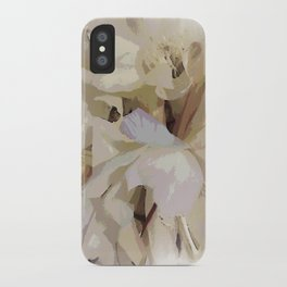 Midsummer night-blooms iPhone Case