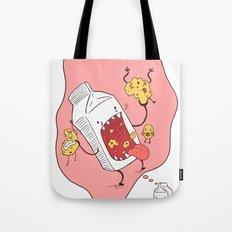 Milk n' Cookies  Tote Bag