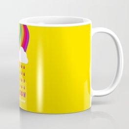 RAINBOW IS MY FAVORITE COLOR Coffee Mug