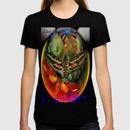 Butterfly Effect Blue Planet T-shirt