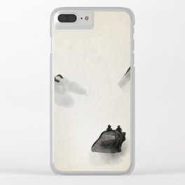 Our Home Clear iPhone Case