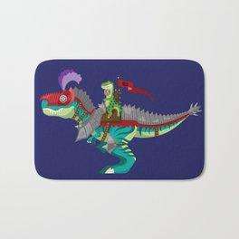 Dino Knight T-Rex Bath Mat