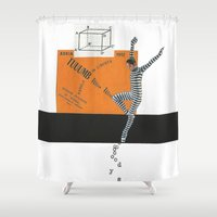 poetry Shower Curtains featuring ...Maths &  Poetry.... by anitaa