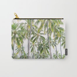 Hawaiian Palm Trees Carry-All Pouch