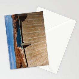 Glen Canyon Dam and Lake Powell Stationery Cards