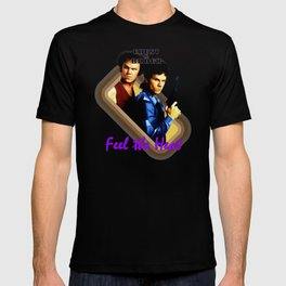 Chest and Brock- Feel The Heat T-shirt