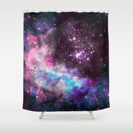 Cluster Westerlund II Again Shower Curtain