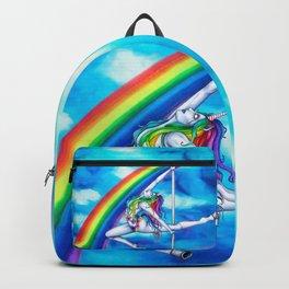 Pole Creatures: Unicorn Backpack