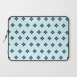 TiffanyBlue Pattern Laptop Sleeve