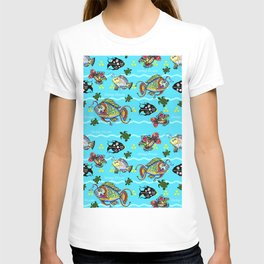 Dead Fish Society T-shirt