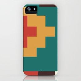 UFOlk 2 iPhone Case
