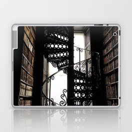 Trinity College Library Spiral Staircase Laptop & iPad Skin
