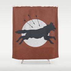 Wolf & Arrow Shower Curtain