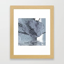 Prepass Pool Framed Art Print
