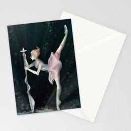 Pearl's Dance Stationery Cards
