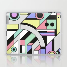 De Stijl Abstract Geometric Artwork Laptop & iPad Skin