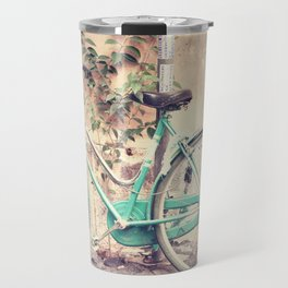 Bicycle Lights Travel Mug