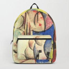 "Franz Marc ""Abstraktes Aquarell II"" Backpack"