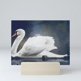 The Swan Mini Art Print