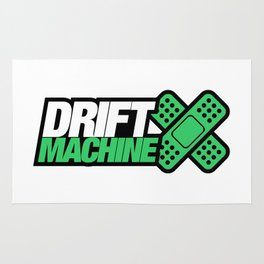 Drift Machine v5 HQvector Rug