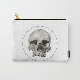 London Skull Carry-All Pouch